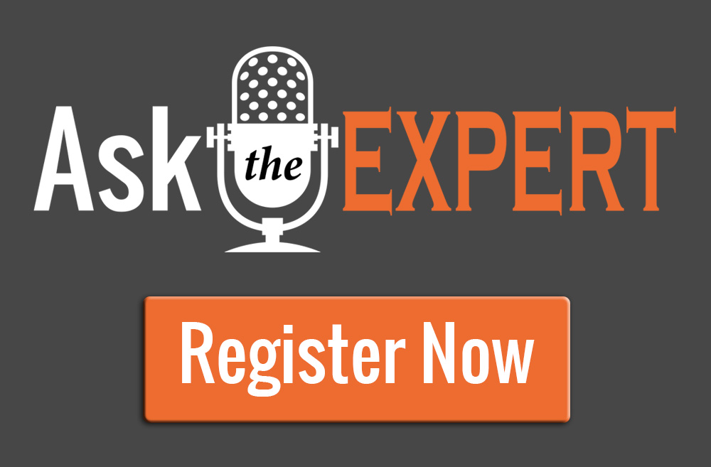 Ask The Expert Online Events